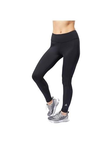 Reebok Run Tight Kadın Siyah Tayt Cy4696 Renkli